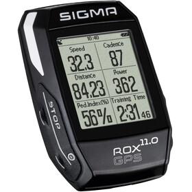 SIGMA SPORT ROX 11.0 Licznik rowerowy Basic czarny
